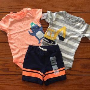 9m baby boy bundle